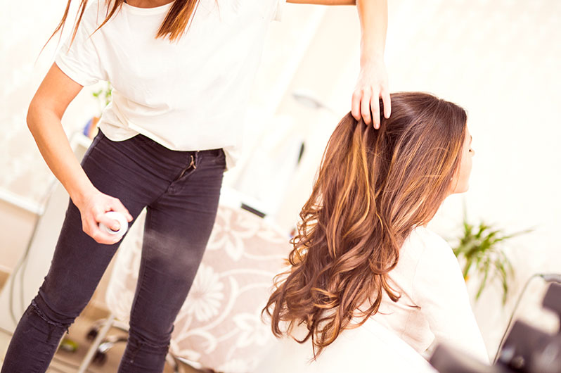 Use the professional service to get an attractive hair design in San Bernardino