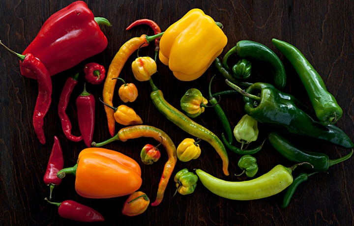 Using And Growing Peppers - Backwoods Home Magazine