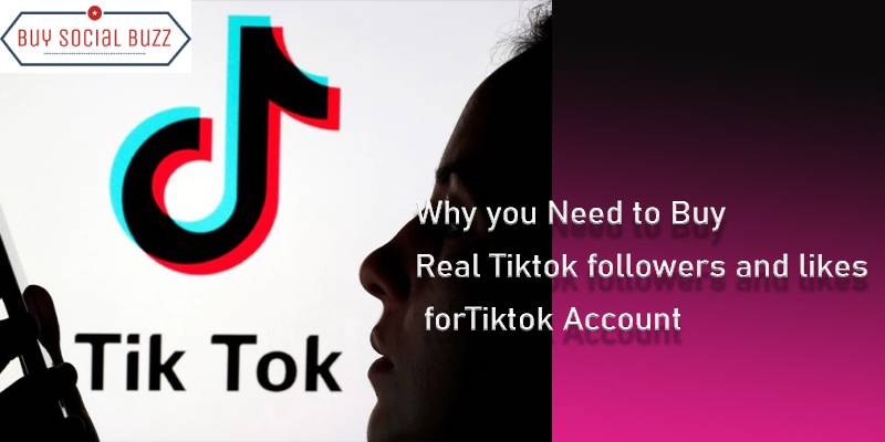Purchase Tiktok Likes And Followers