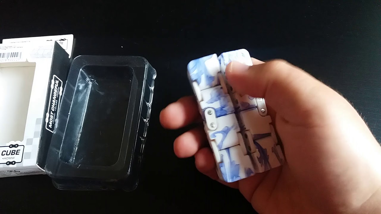 The Honest To Goodness Truth On Infinity Cube Fidget Toy
