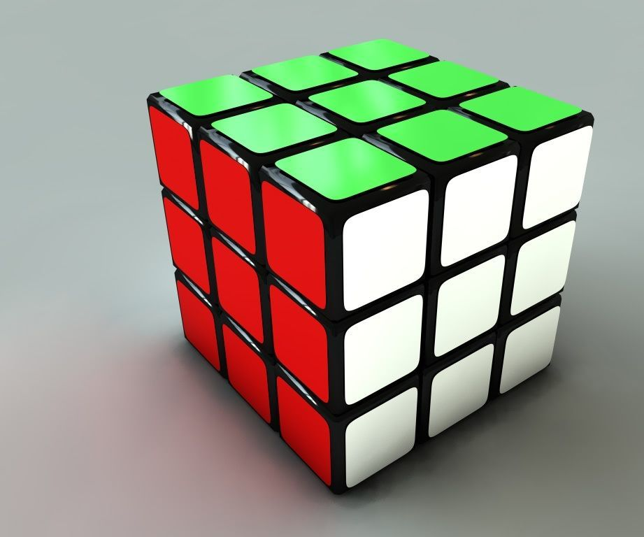 The Way To Solve A Rubik's Cube For BEGINNERS